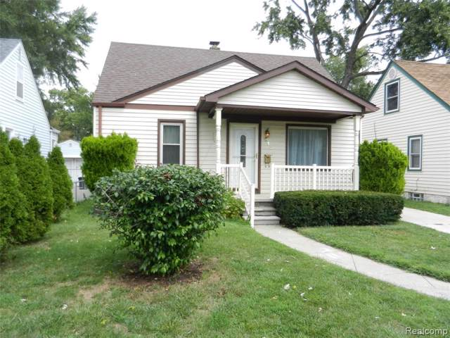 913 Bauman Avenue, Royal Oak, MI 48073 (#219092366) :: The Buckley Jolley Real Estate Team