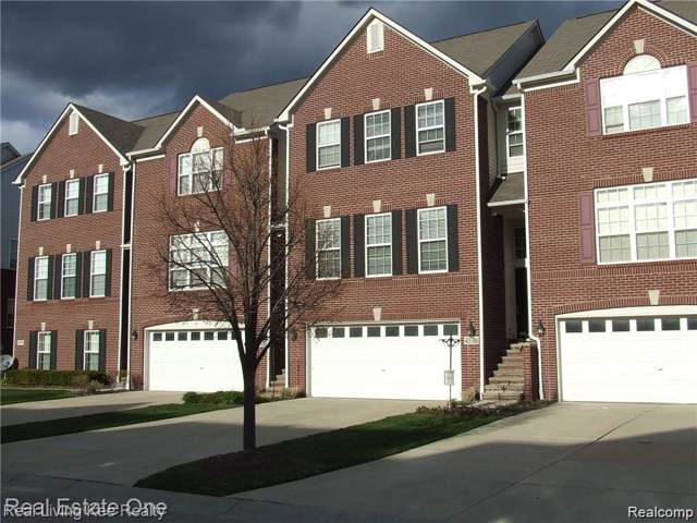 43786 Cherry Grove Court E, Canton Twp, MI 48188 (#219092381) :: RE/MAX Nexus