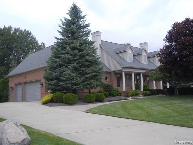 23358 Chicory Road, Grosse Ile Twp, MI 48138 (MLS #219092387) :: The Toth Team