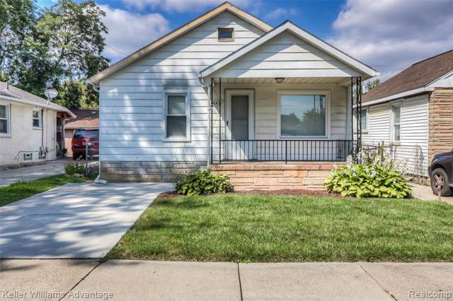 1644 Liberty Avenue, Lincoln Park, MI 48146 (#219092418) :: The Buckley Jolley Real Estate Team