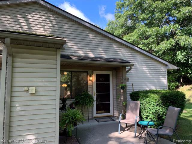 423 Water Tower Circle, Brighton, MI 48116 (#219092429) :: The Alex Nugent Team | Real Estate One