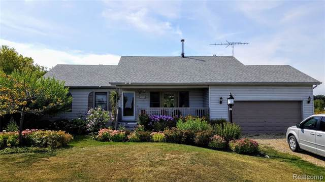 2866 Graham Road, Imlay Twp, MI 48444 (MLS #219092481) :: The Toth Team