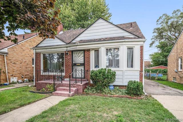 18298 Lesure Street, Detroit, MI 48235 (#219092483) :: RE/MAX Classic