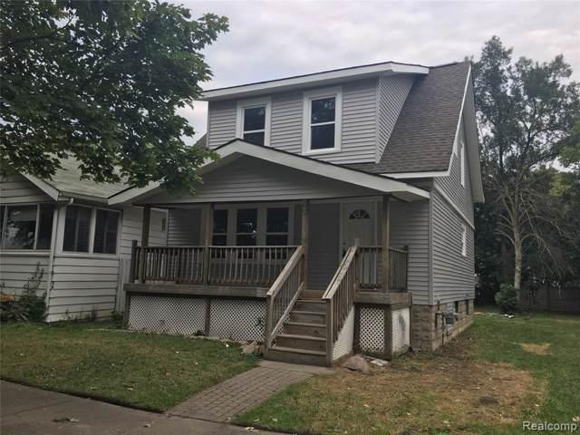 45 E Milton Avenue, Hazel Park, MI 48030 (#219092504) :: The Buckley Jolley Real Estate Team