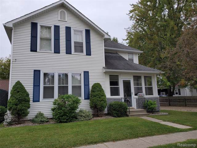 6559 Marlette Street, Marlette, MI 48453 (#219092542) :: The Buckley Jolley Real Estate Team