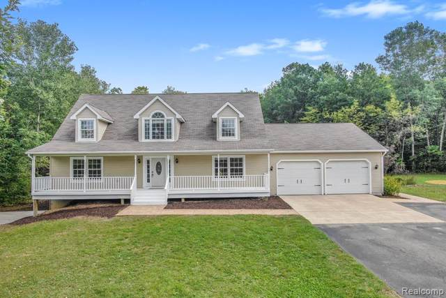 6828 Robb Road, Conway Twp, MI 48836 (#219092554) :: GK Real Estate Team
