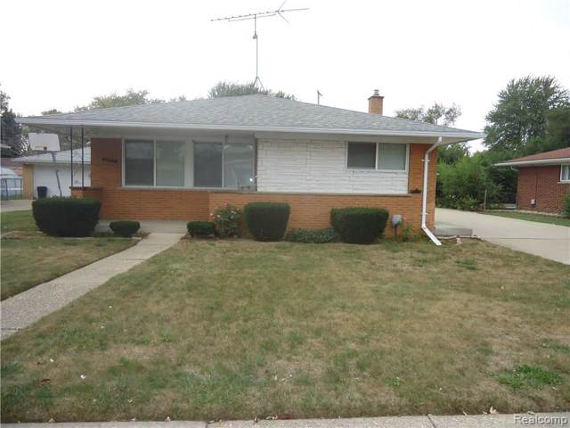 35247 Weideman Street, Clinton Twp, MI 48035 (#219092579) :: The Alex Nugent Team | Real Estate One