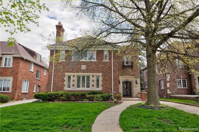 17198 Wildemere Street, Detroit, MI 48221 (#219092621) :: The Buckley Jolley Real Estate Team