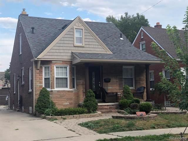 1806 N Elizabeth Street, Dearborn, MI 48128 (#219092874) :: The Buckley Jolley Real Estate Team