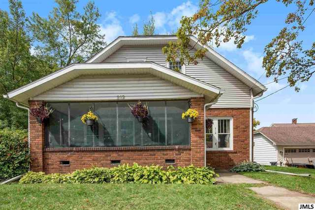 212 S Union St, Parma, MI 49269 (MLS #55201903363) :: The Toth Team