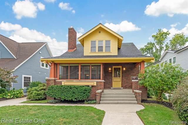 129 Glendale Court, Rochester, MI 48307 (#219092954) :: The Alex Nugent Team | Real Estate One