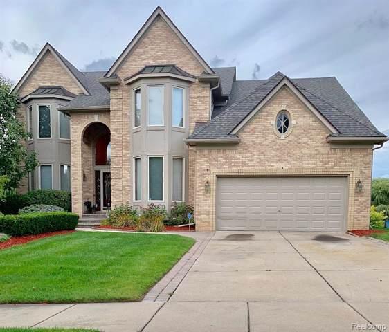 253 Glenmoor Drive, Rochester, MI 48307 (#219092961) :: The Alex Nugent Team | Real Estate One
