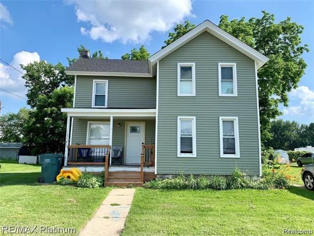 115 Garden Lane, Fowlerville Vlg, MI 48836 (#219092972) :: The Alex Nugent Team | Real Estate One