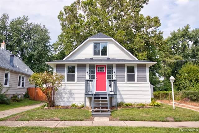 432 W Madge Avenue, Hazel Park, MI 48030 (#219093041) :: The Buckley Jolley Real Estate Team