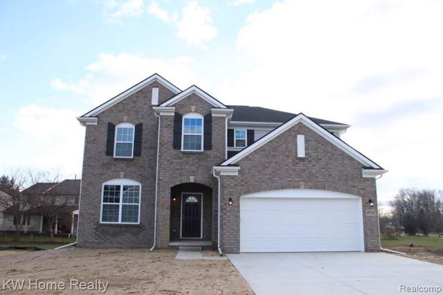 33335 Swan Lake Court E, Romulus, MI 48174 (#219093076) :: The Buckley Jolley Real Estate Team