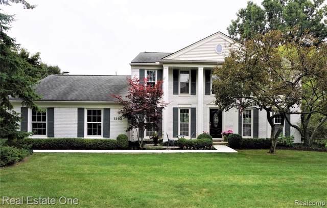 1102 Hackberry Circle, Rochester Hills, MI 48309 (#219093084) :: The Alex Nugent Team | Real Estate One