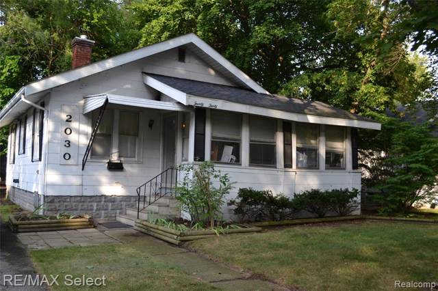 2030 Cartier Street, Flint, MI 48504 (#219093165) :: The Buckley Jolley Real Estate Team