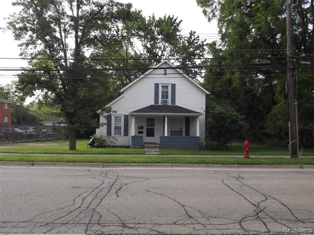 319 1ST Street, Rochester, MI 48307 (#219093180) :: The Alex Nugent Team | Real Estate One