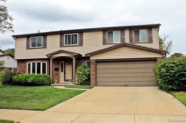 44114 Parkside Street, Canton Twp, MI 48187 (#219093194) :: The Buckley Jolley Real Estate Team