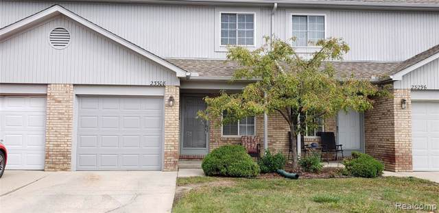 23308 Bunte Court, Brownstown Twp, MI 48183 (#219093206) :: The Buckley Jolley Real Estate Team