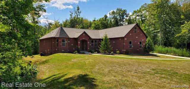 5900 Turnberry Drive, Salem Twp, MI 48178 (#219093225) :: The Buckley Jolley Real Estate Team
