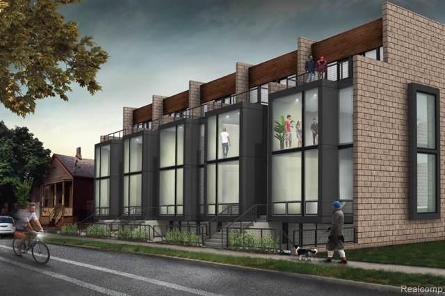 1336 Bagley #10, Detroit, MI 48226 (#219093268) :: The Buckley Jolley Real Estate Team