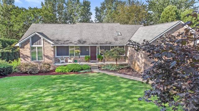 11306 Clovis Pointe Drive, Green Oak Twp, MI 48178 (#219093274) :: RE/MAX Nexus