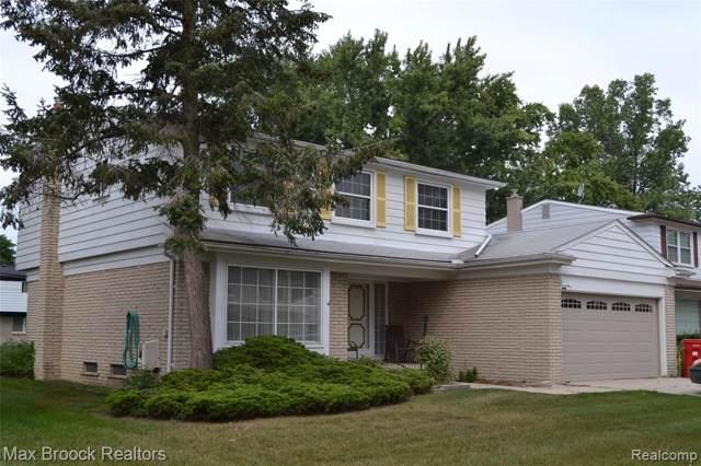 27425 Selkirk Street, Southfield, MI 48076 (#219093340) :: The Buckley Jolley Real Estate Team