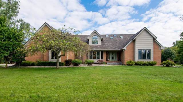 3630 W Pillar Road, Webster Twp, MI 48189 (#543268369) :: RE/MAX Classic