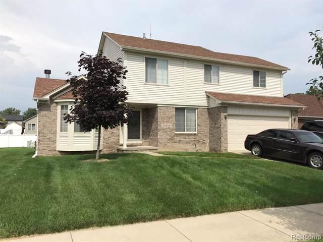 22459 Glen Oak Drive, Clinton Twp, MI 48035 (#219093448) :: The Alex Nugent Team | Real Estate One
