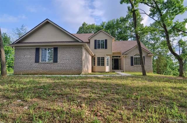 6571 Teluride Drive, White Lake Twp, MI 48383 (#219093458) :: The Buckley Jolley Real Estate Team