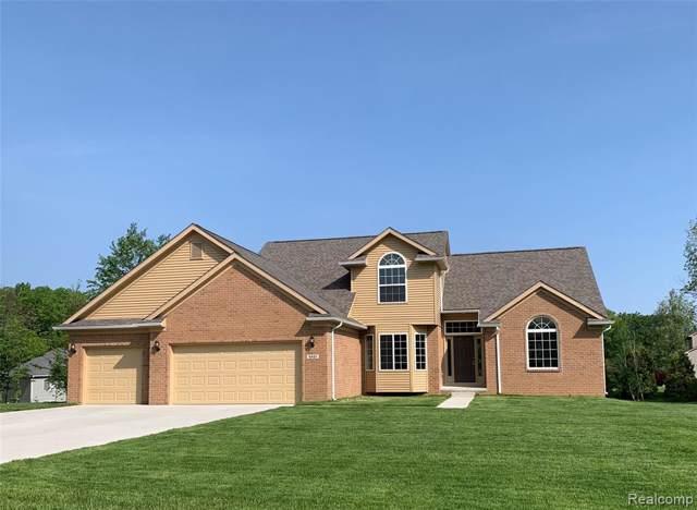 6481 Teluride Drive, White Lake Twp, MI 48383 (#219093466) :: The Buckley Jolley Real Estate Team