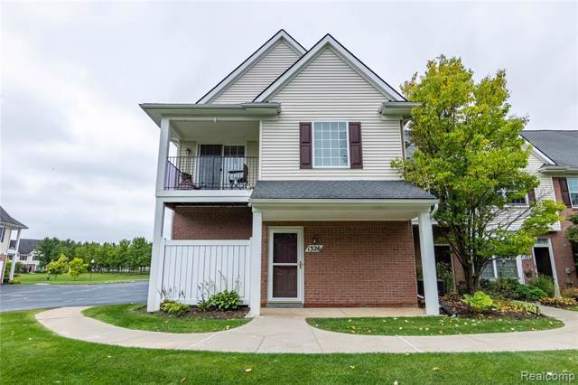 1326 Dufree Boulevard, Howell Twp, MI 48843 (#219093484) :: The Alex Nugent Team | Real Estate One