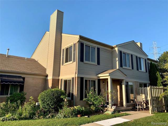 44462 South Carolina Drive, Clinton Twp, MI 48038 (#219093486) :: The Alex Nugent Team | Real Estate One