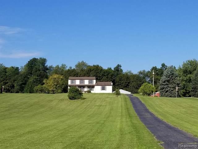 3492 Meadow Hill Circle, Groveland Twp, MI 48442 (#219093533) :: RE/MAX Nexus