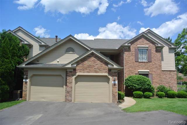36986 Dartmoor Drive, Farmington Hills, MI 48331 (#219093559) :: The Buckley Jolley Real Estate Team
