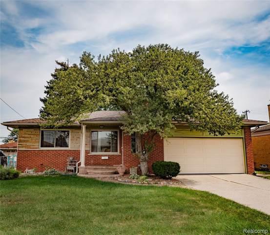 31218 Wellston Drive, Warren, MI 48093 (#219093593) :: The Buckley Jolley Real Estate Team