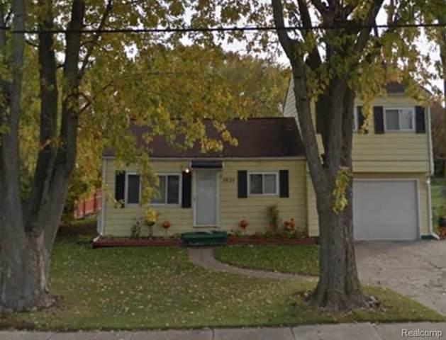 3820 Huggins, Flint, MI 48506 (#219093632) :: RE/MAX Classic