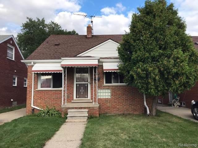 7340 Steadman Street, Dearborn, MI 48126 (#219093639) :: The Buckley Jolley Real Estate Team