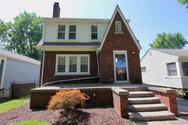 2412 Barrett Avenue, Royal Oak, MI 48067 (#219093658) :: The Buckley Jolley Real Estate Team