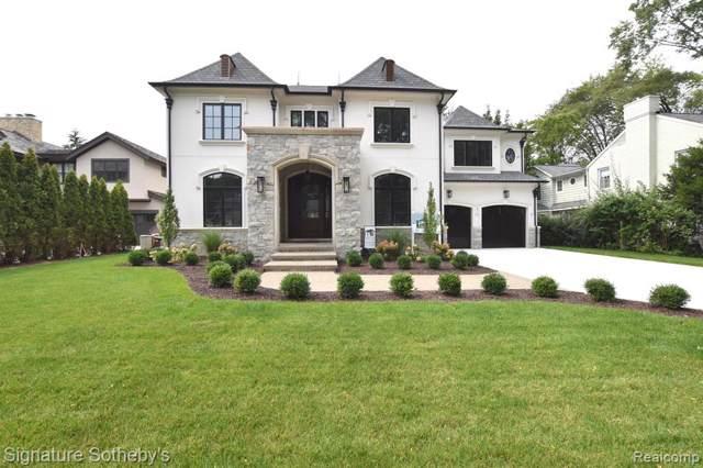 271 Fairfax Street, Birmingham, MI 48009 (#219093673) :: The Buckley Jolley Real Estate Team