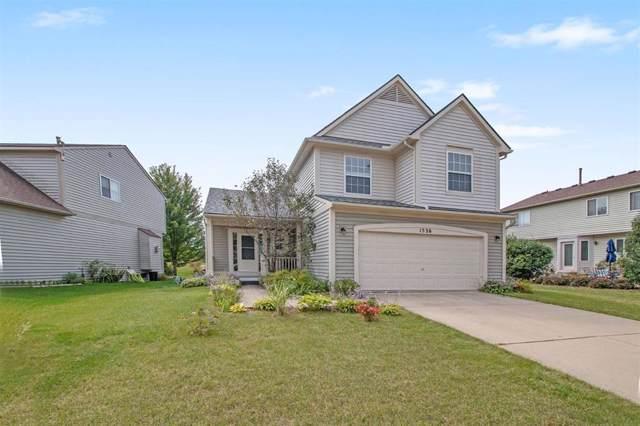 1526 Scio Ridge Road, Scio Twp, MI 48103 (#543268679) :: GK Real Estate Team