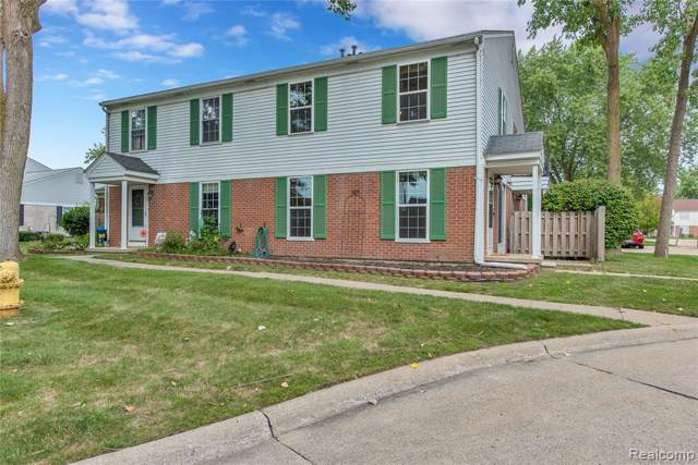 24733 Meadow Lane, Harrison Twp, MI 48045 (#219093682) :: The Alex Nugent Team | Real Estate One