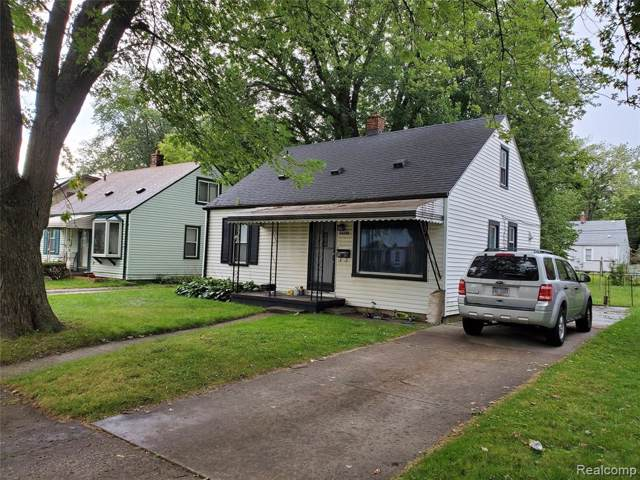 24388 Powers Avenue, Dearborn Heights, MI 48125 (#219093709) :: RE/MAX Classic
