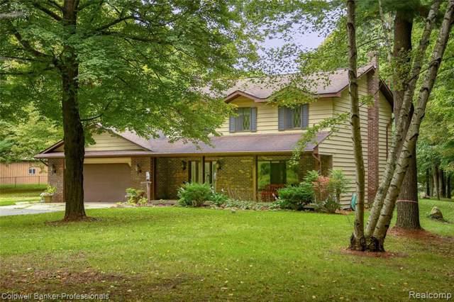 12042 Gale Road, Forest Twp, MI 48463 (MLS #219093734) :: The Toth Team