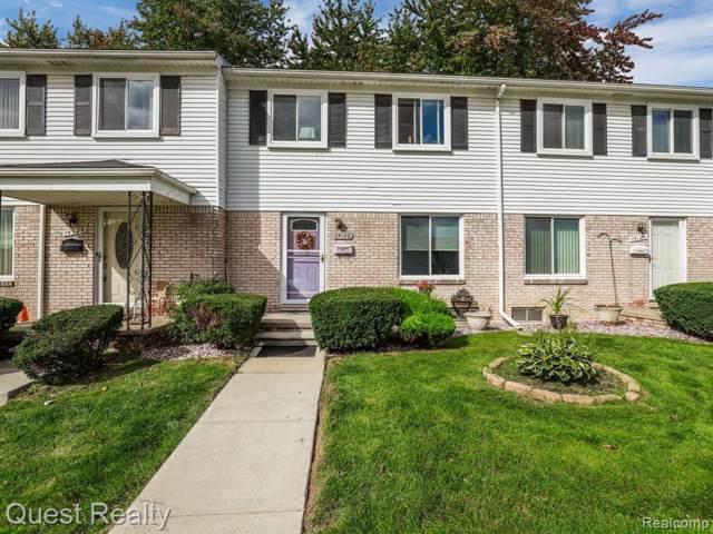 14126 Merriweather Street, Sterling Heights, MI 48312 (#219093768) :: The Buckley Jolley Real Estate Team