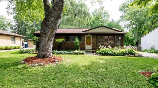 335 Hazelwood Avenue, Ann Arbor, MI 48103 (#543268203) :: GK Real Estate Team