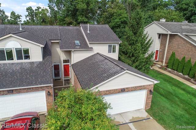 520 N Reese Street, South Lyon, MI 48178 (#219093793) :: The Buckley Jolley Real Estate Team