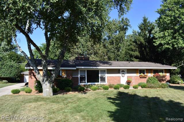 9303 Morrison Avenue, Plymouth Twp, MI 48170 (#219093809) :: GK Real Estate Team