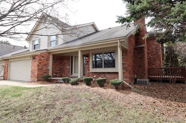 4 Geneva Court, Dearborn, MI 48124 (#219093870) :: Alan Brown Group